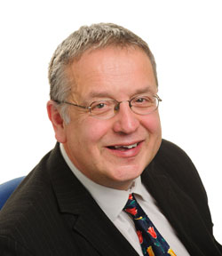ISoP Executive Commitee Member Brian Edwards