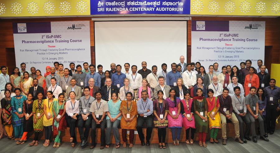 ISoP Mysore India (January 2015)