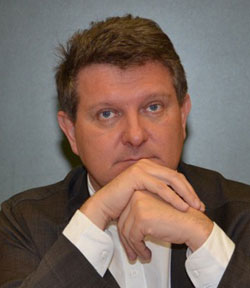 ISoP Executive Commitee Member Herve Le Louet