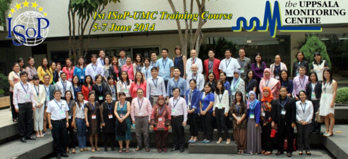 ISoP Training Manila 2014