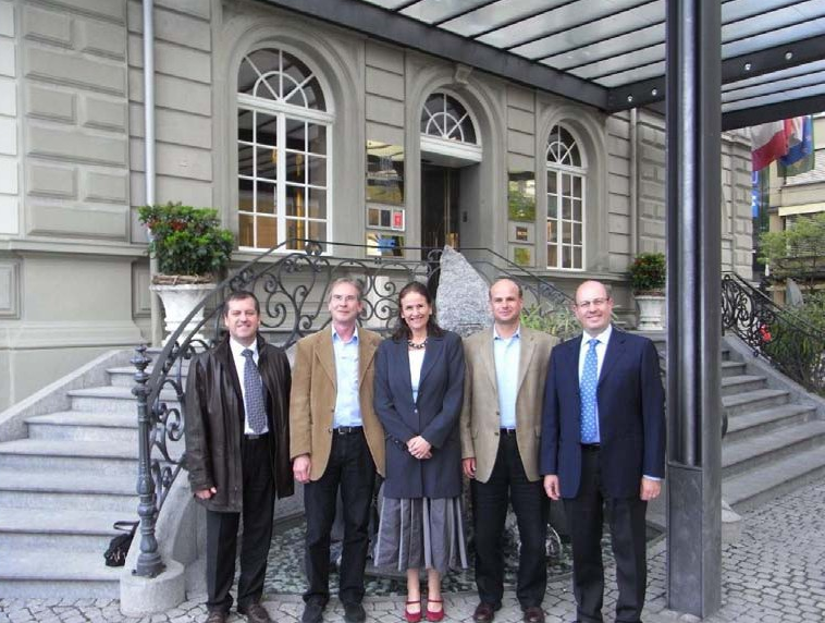 ISoP Swiss Chapter