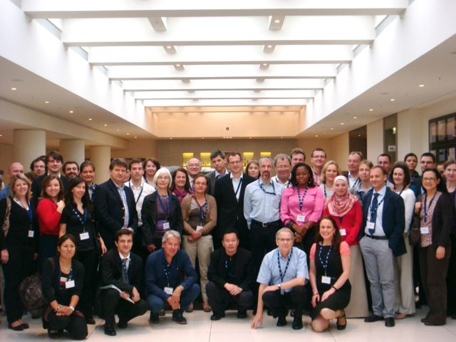 ISoP Course participants and speakers in Berlin